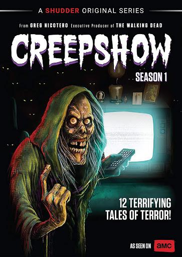Creepshow [2019] [DVDR] [NTSC] [Subtitulado] [2 DISC]