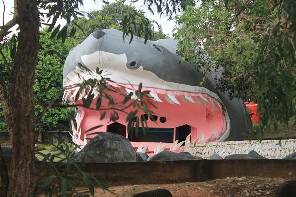 Ruangan Dunia Air Tanjung Bajau - Catatan Nizwar ID