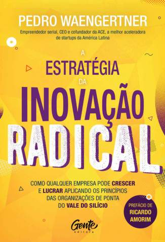 A Estratégia da Inovação Radical – Pedro Waengertner Download Grátis