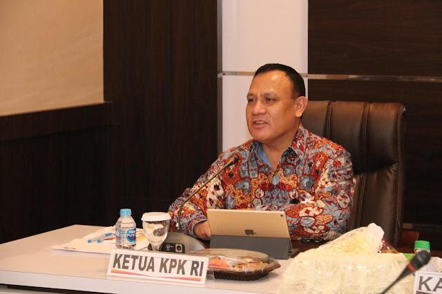 Sesuai Undang-Undang KPK Berwenang Supervisi Tim Pemburu Koruptor