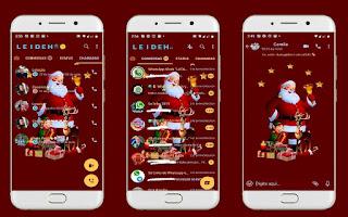 Christmas Theme For YOWhatsApp & Fouad WhatsApp By Leidiane