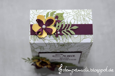 Pflanzen Potpourri Botanical Blooms Kreativ Koloriert