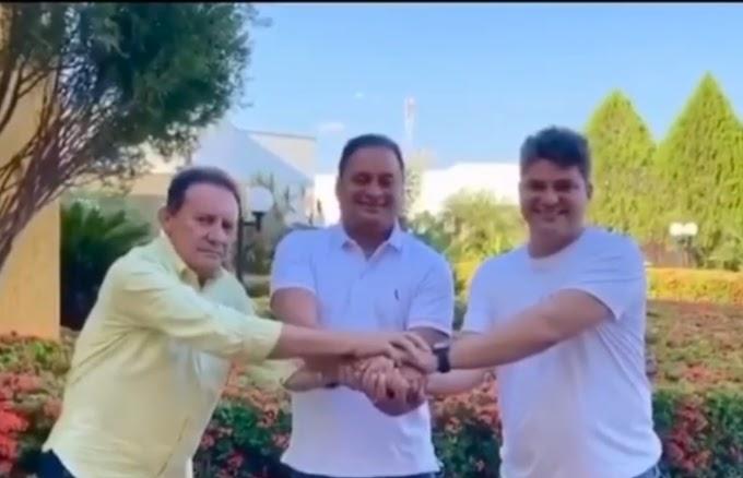 """""""MUDANÇA"""" - O que estaria por trás da desistência de Nagib e a ascenção de Zito Rolim rumo ao seu retorno à prefeitura de Codó"""