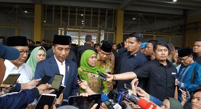 Jokowi Gaungkan Moderasi Islam pada Warga Muslimat Nahdlatul Ulama