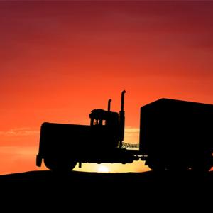 Trucker filing IRS 2290 at trucker jamboree
