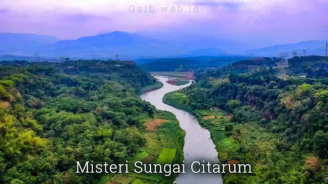 Misteri Sungai Citarum di Bandung