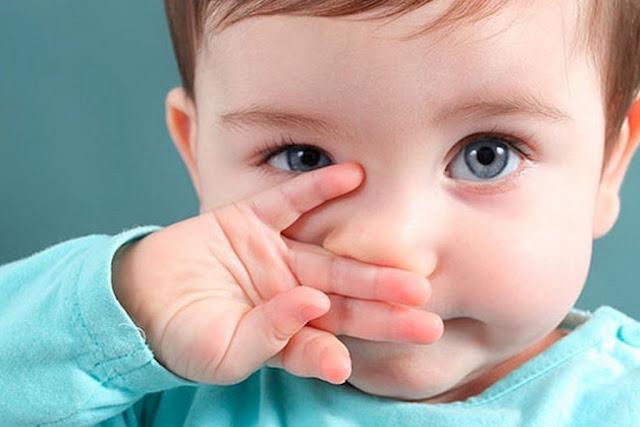 Hidung Tersumbat Anak