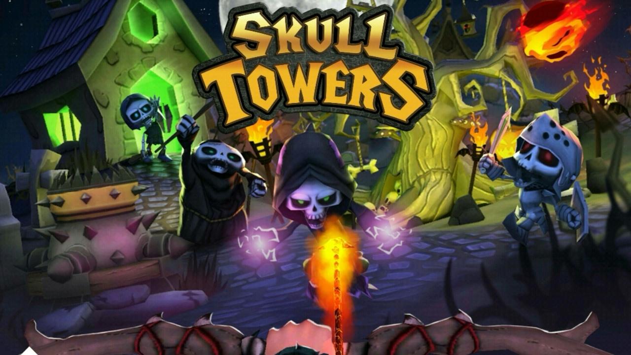 Skull Towers apk indir