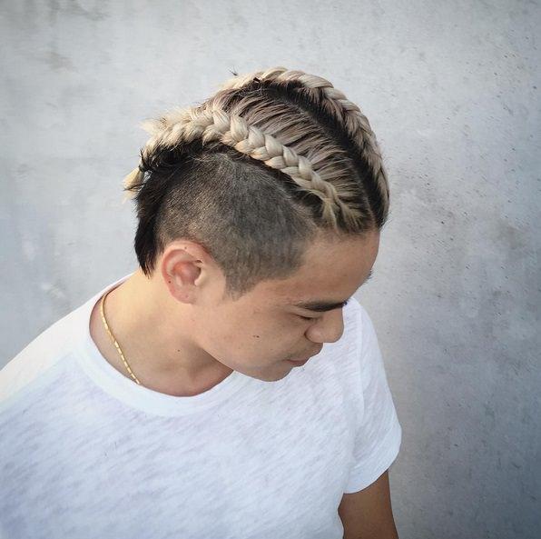 Amazing Best Hairstyles For Men Women Boys Girls And Kids Cool Braided Short Hairstyles Gunalazisus