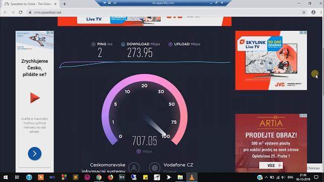 high speed internet rdp