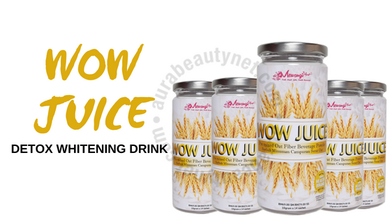 Wow Juice Detox Whitening  Drink