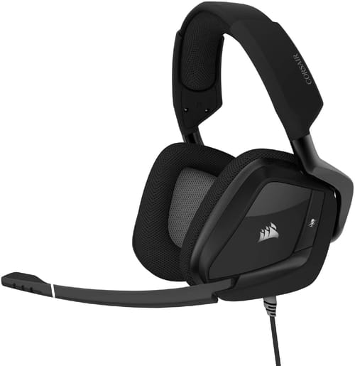 Review Corsair Void RGB Elite Premium Gaming Headset