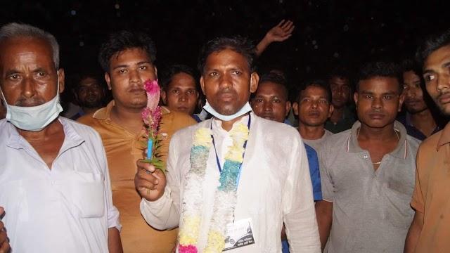 কালীগঞ্জের দলগ্রাম ইউনিয়ন উপ-নির্বাচনে  স্বতন্ত্রপ্রার্থী বাবুল জয়ী