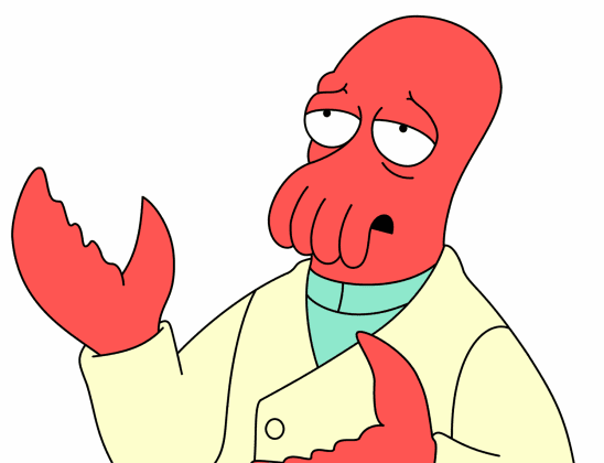 Dr  Zoidberg is the Pl...
