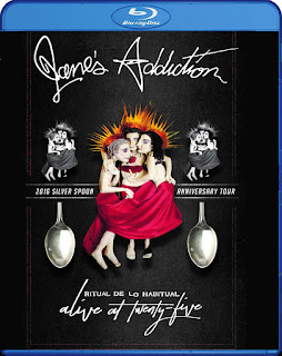Jane's Addiction: Ritual de lo Habitual – Alive at 25 [BD25]