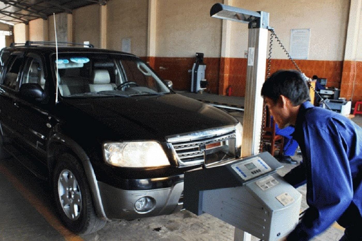Gia Lai: Đình chỉ hoạt động một trung tâm đăng kiểm