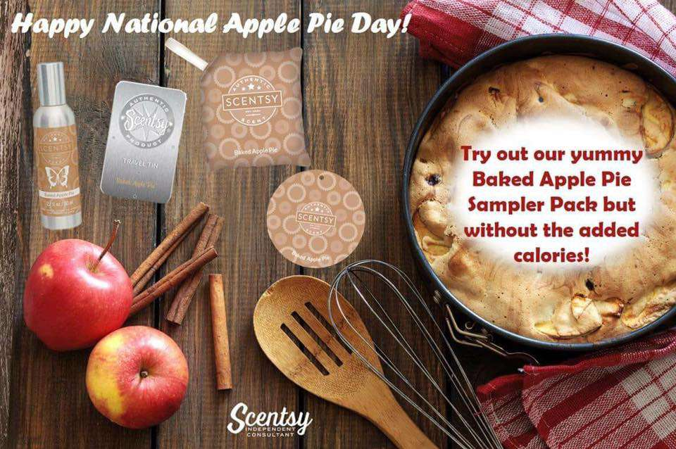 National Apple Pie Day Wishes For Facebook