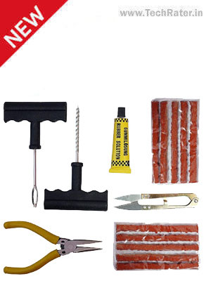 Puncture kit For Car and Bike