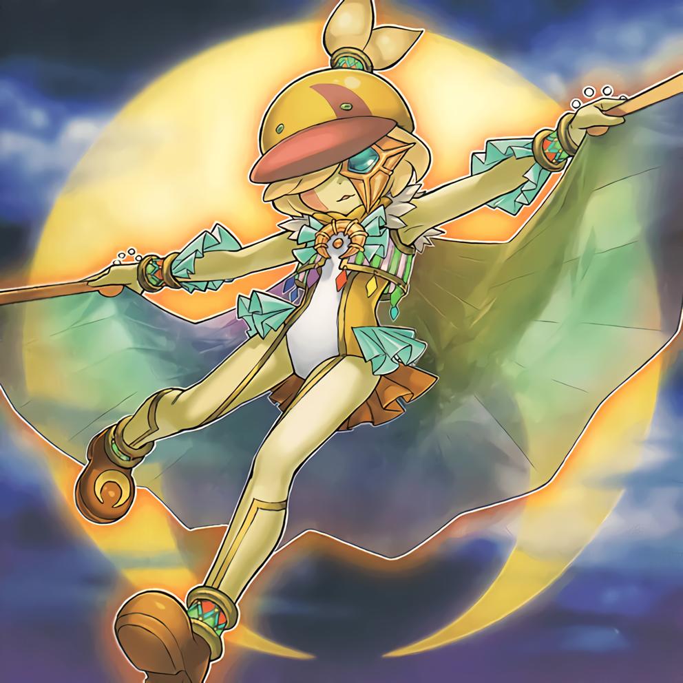 【主題牌組】「月光」牌組介紹(ムーンライト/Lunalight)