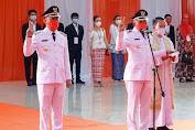 Gubernur Lantik Caroll-Wenny, Tomohon Miliki Wali Kota-Wakil Wali Kota Baru