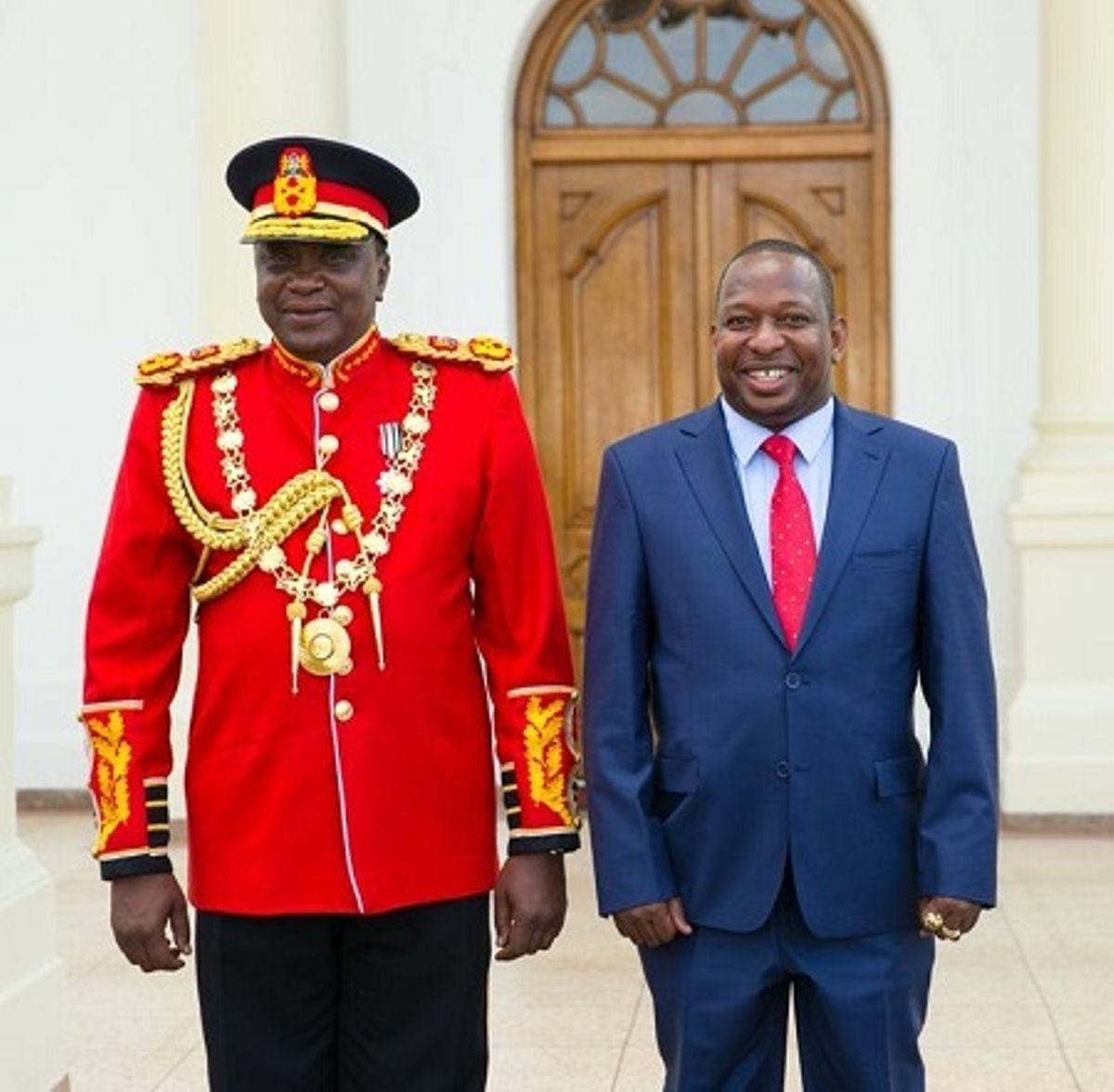 Uhuru Summons Nairobi MCAs Ahead Of Sonko's Impeachment Motion