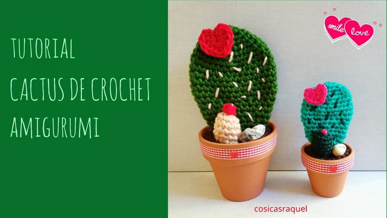 Cactus Heart Amigurumi – Minasscraft Patrones Amigurumis | 720x1280