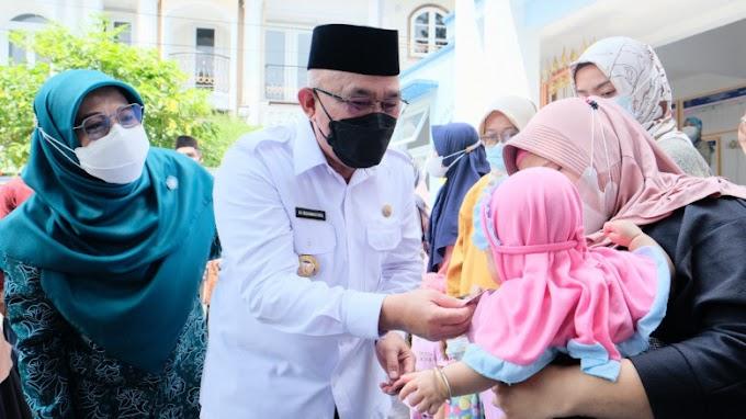 Wakili Depok Lomba Tingkat Provinsi. Walikota Apresiasi Kinerja Kader Posyandu Kurnia.