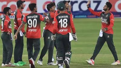 Bangladesh vs Australia 5th T20I 2021 Highlights