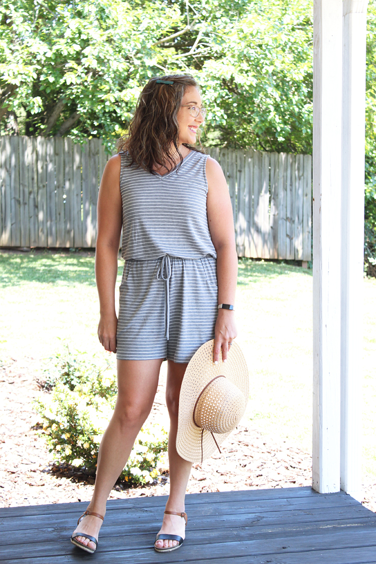 Sunday Romper // Sewing For Women // Love Notions Patterns