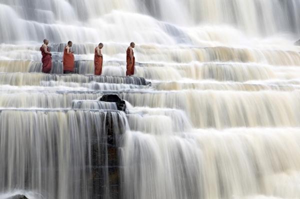 Thác Pongour - thác đẹp nhất Việt Nam