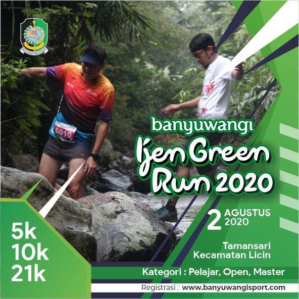 Banyuwangi Ijen Green Run • 2020
