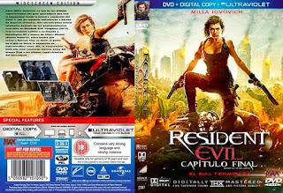Resident evil 6 Maxcovers