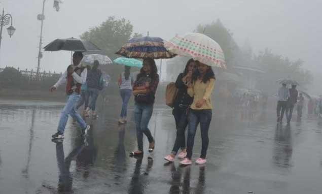 हिमाचल में बिगड़ेगा मौसम का मिजाज, 2 दिन बारिश-ओलावृष्टि का अलर्ट जारी