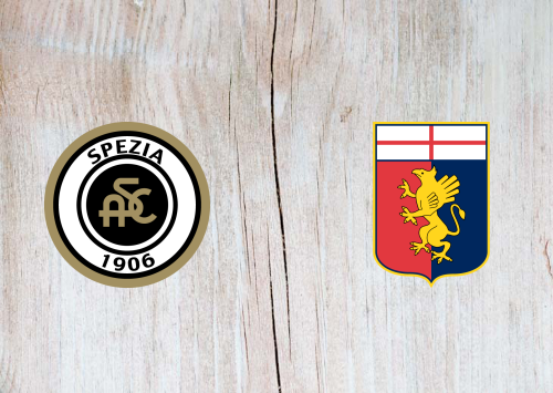 Spezia vs Genoa -Highlights 23 December 2020