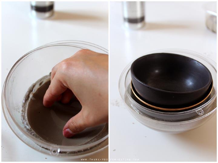 Gießbeton Schalen DIY