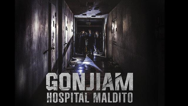 GONJIAM: HOSPITAL MALDITO [MEGA][LATINO]