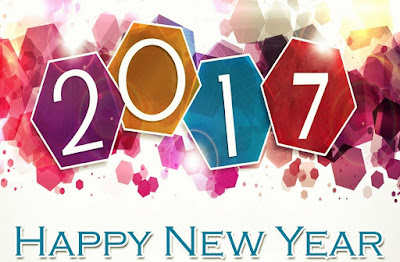 New Year 2017 HD Picture for FB