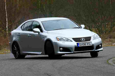 Review Of Lexus IS-F Cars 2008-2012
