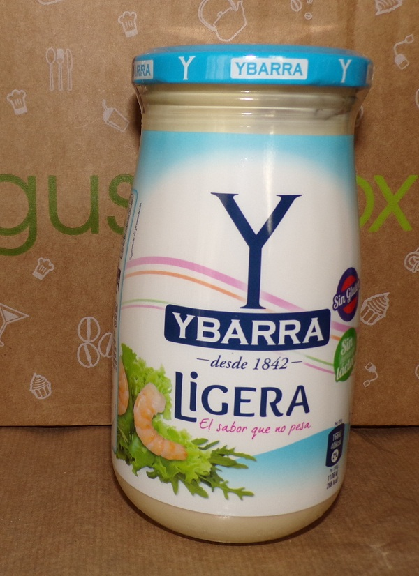 #mayonesa_ybarra_ligera