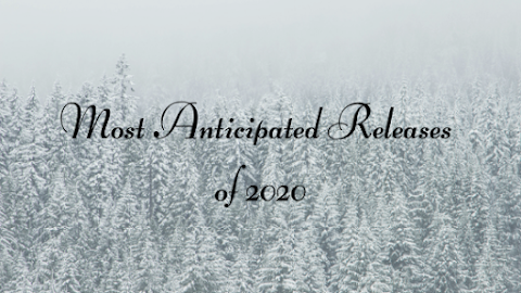 Most Anticipated Book Releases of 2020
