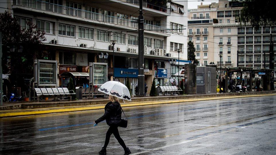 Καιρός: Βροχές πριν την κακοκαιρία «Μήδεια» που θα... παγώσει τη χώρα