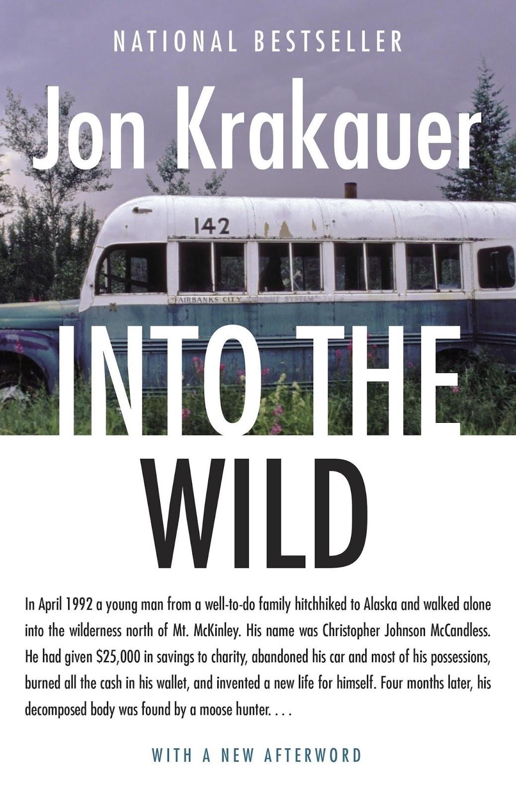 Into the Wild, Jon Krakauer