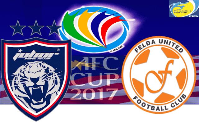 Jadual dan Keputusan Piala AFC 2017