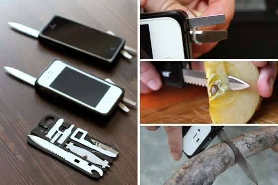 чехол мультитул для iphone