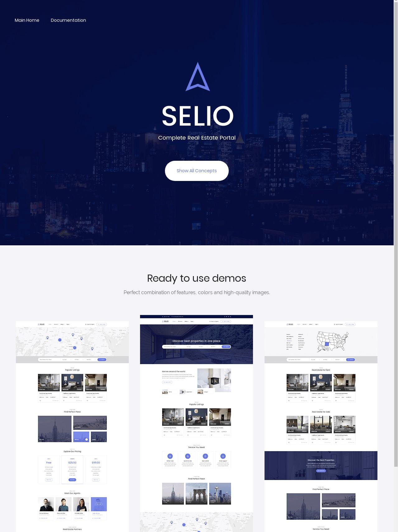 Selio  Real Estate Directory