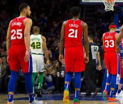 2019-2020 Philadelphia 76ers