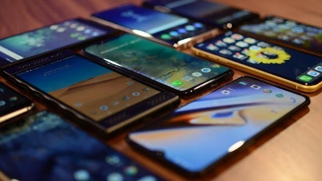 7 Smarphone Terbaru Yang Bakal Dirilis Bulan Ini