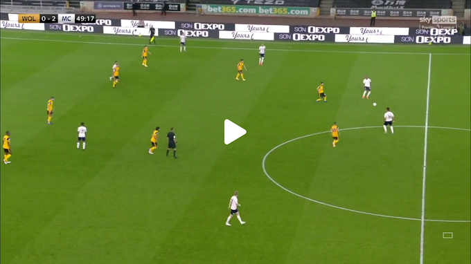 VIDEO: Wolverhampton 1:3  Manchester City / Premier league