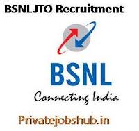 BSNL JTO Recruitment