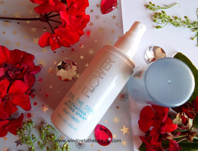 Flower Beauty hydrating Setting Spray opinion review